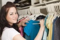Der Traum jeder Frau – ein begehbarer Kleiderschrank