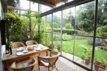 Durch den Bau eines Wintergartens den Wert einer Immobilie steigern