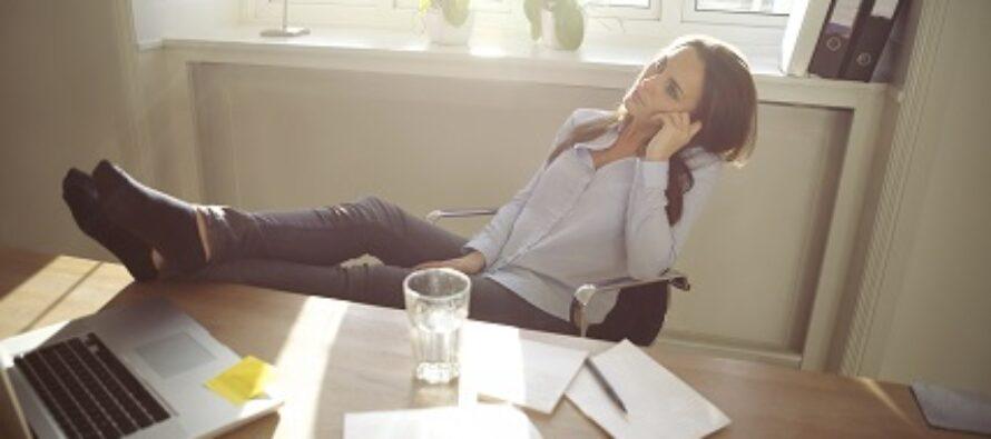 Zuhause arbeiten: So wird Ihr Büro richtig clever